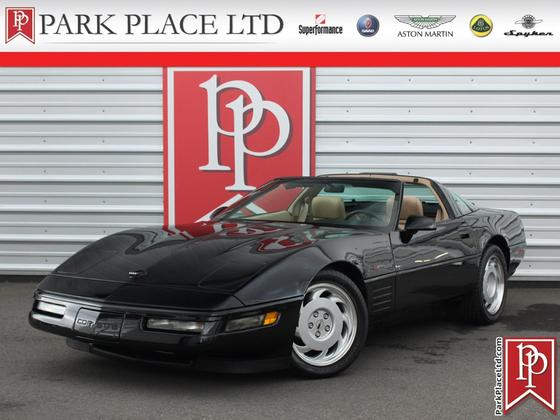 1992 Chevrolet Corvette ZR-1:24 car images available