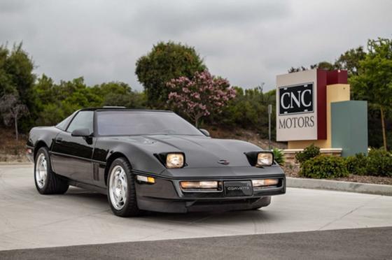 1990 Chevrolet Corvette ZR-1:24 car images available