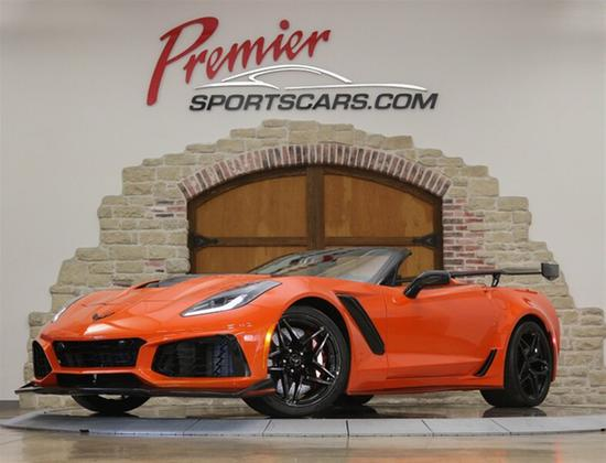 2019 Chevrolet Corvette ZR-1:24 car images available