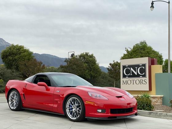 2009 Chevrolet Corvette ZR-1:15 car images available