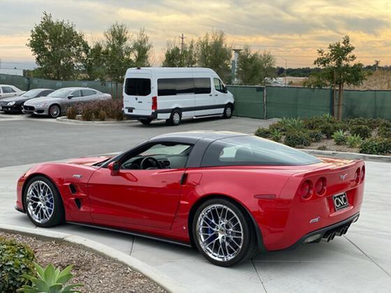 2009 Chevrolet Corvette ZR-1