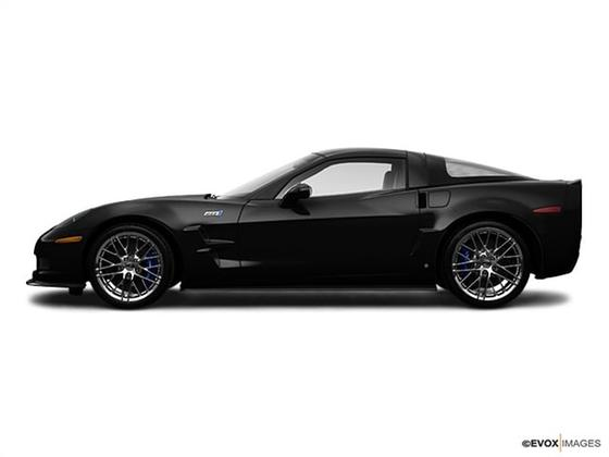 2009 Chevrolet Corvette ZR-1 : Car has generic photo