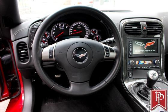 2011 Chevrolet Corvette ZR-1