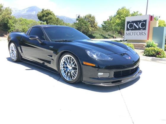 2009 Chevrolet Corvette ZR-1:24 car images available
