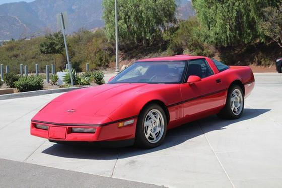 1990 Chevrolet Corvette ZR-1