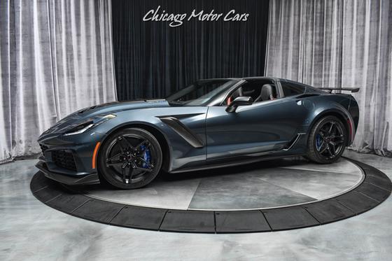 2019 Chevrolet Corvette ZR1:24 car images available
