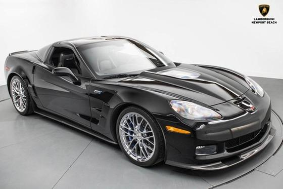 2011 Chevrolet Corvette ZR1:24 car images available