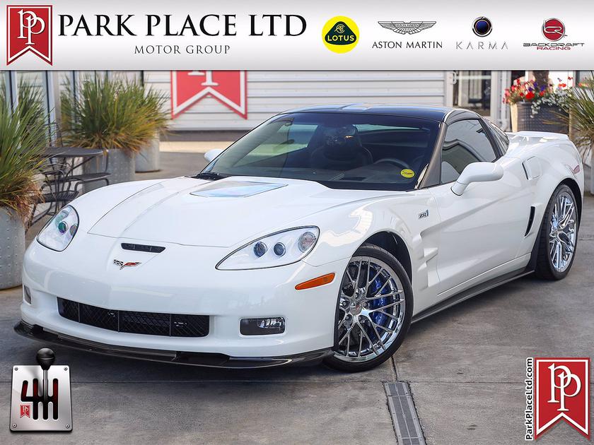 2012 Chevrolet Corvette ZR1:24 car images available