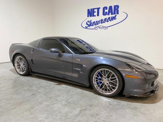 2010 Chevrolet Corvette ZR1:24 car images available