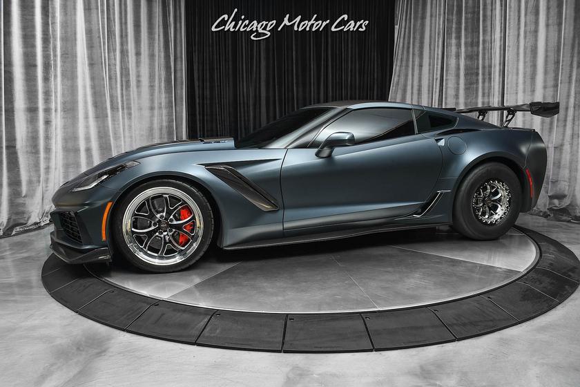 2019 Chevrolet Corvette ZR1:8 car images available