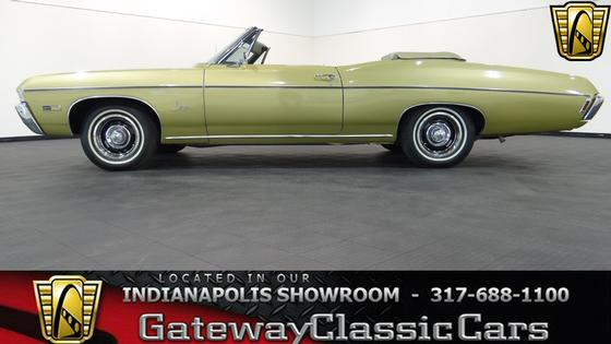 1968 Chevrolet Impala :24 car images available