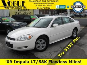 2009 Chevrolet Impala :23 car images available