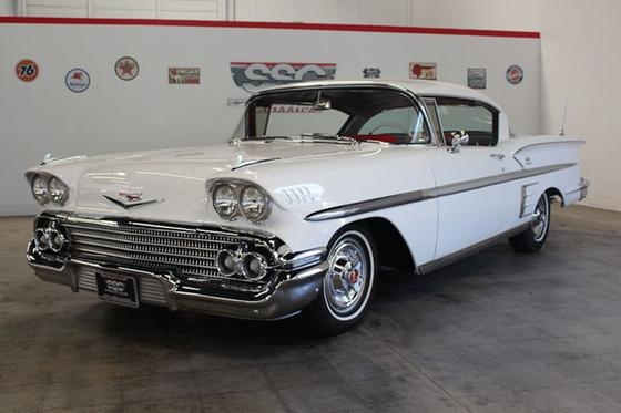 1958 Chevrolet Impala :9 car images available