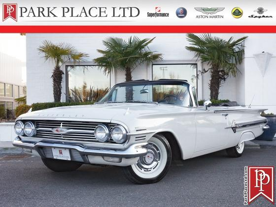 1960 Chevrolet Impala :24 car images available