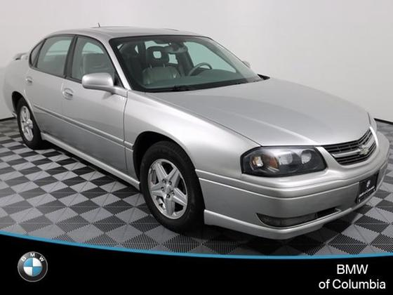 2005 Chevrolet Impala LS:24 car images available