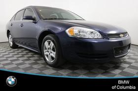 2009 Chevrolet Impala LS:24 car images available