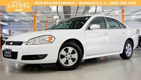 2010 Chevrolet Impala LT:24 car images available