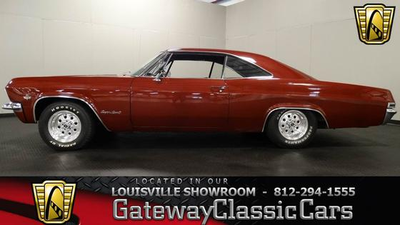 1965 Chevrolet Impala SS:24 car images available