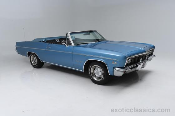 1966 Chevrolet Impala SS:24 car images available
