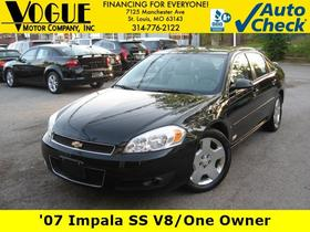 2007 Chevrolet Impala SS:24 car images available