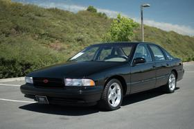 1996 Chevrolet Impala SS:9 car images available