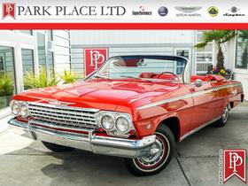 1962 Chevrolet Impala SS:24 car images available