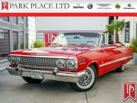 1963 Chevrolet Impala SS:24 car images available