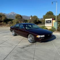 1996 Chevrolet Impala SS:15 car images available
