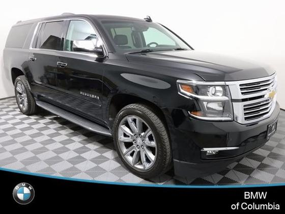 2017 Chevrolet Suburban :24 car images available