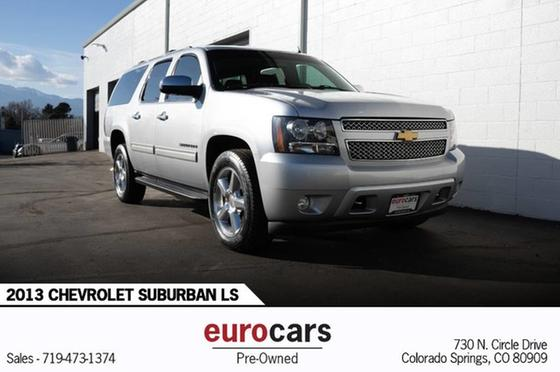 2013 Chevrolet Suburban :24 car images available