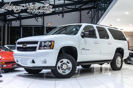 2009 Chevrolet Suburban :24 car images available