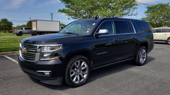 2016 Chevrolet Suburban :24 car images available