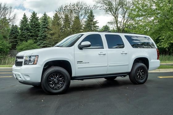 2012 Chevrolet Suburban :24 car images available