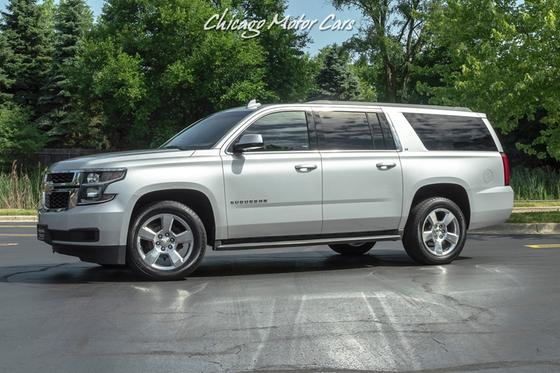 2015 Chevrolet Suburban :24 car images available