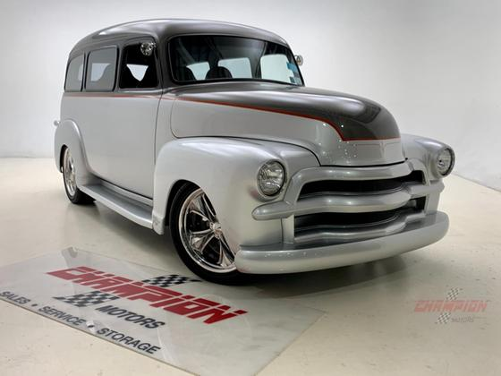 1954 Chevrolet Suburban :24 car images available