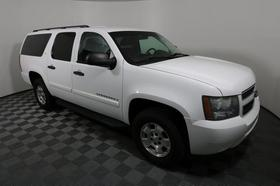 2009 Chevrolet Suburban 1500 LS:24 car images available