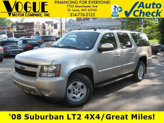 2008 Chevrolet Suburban 1500 LT:24 car images available