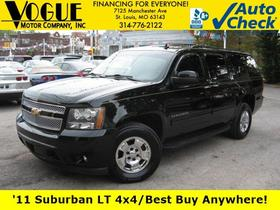 2011 Chevrolet Suburban 1500 LT:24 car images available