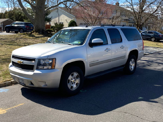 2011 Chevrolet Suburban 1500 LT:6 car images available
