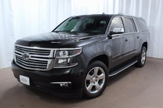 2015 Chevrolet Suburban 1500 LTZ:24 car images available