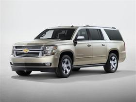 2015 Chevrolet Suburban 1500 LTZ : Car has generic photo