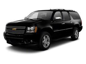 2013 Chevrolet Suburban 1500 LTZ : Car has generic photo