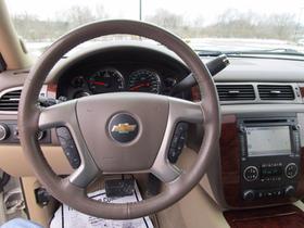 2014 Chevrolet Suburban 1500 LTZ