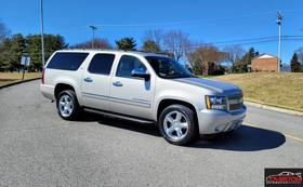 2009 Chevrolet Suburban 1500 LTZ:22 car images available