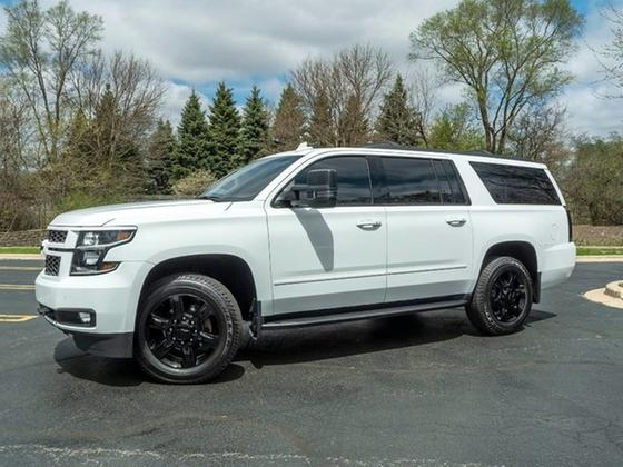 2016 Chevrolet Suburban 3500 LT:24 car images available