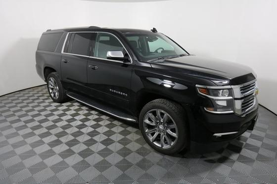 2018 Chevrolet Suburban Premier:24 car images available