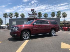 2018 Chevrolet Suburban Premier:24 car images available
