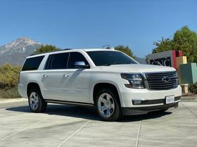 2017 Chevrolet Suburban Premier:24 car images available