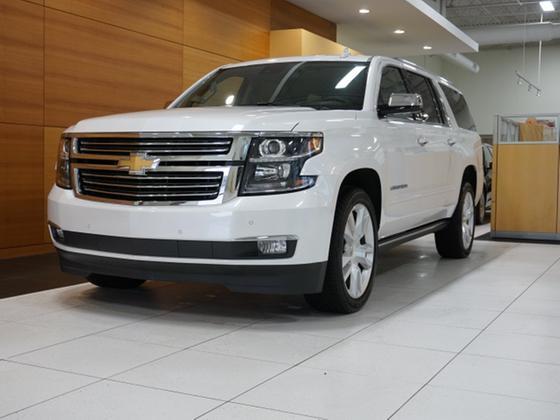 2020 Chevrolet Suburban Premier:24 car images available