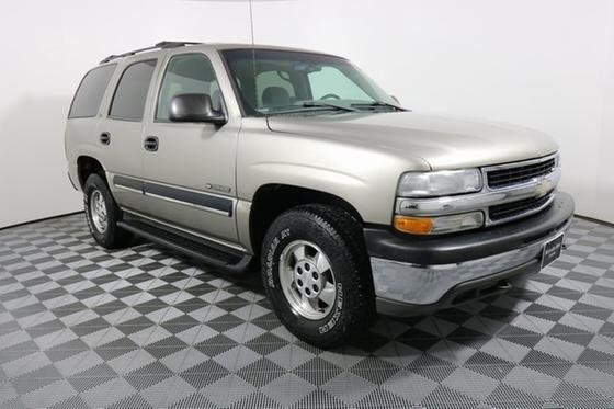 2001 Chevrolet Tahoe LS:24 car images available